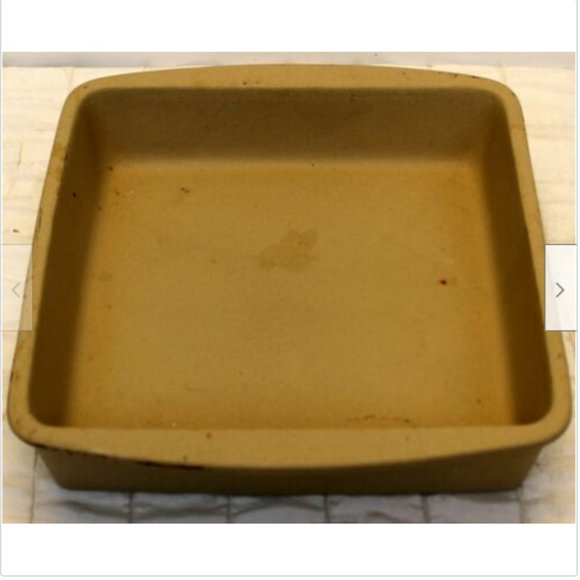 """Pampered Chef Family Heritage 9.5"""" Square Baking P"""